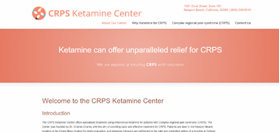 ketamine for pain
