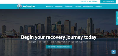 ketamine in weston florida