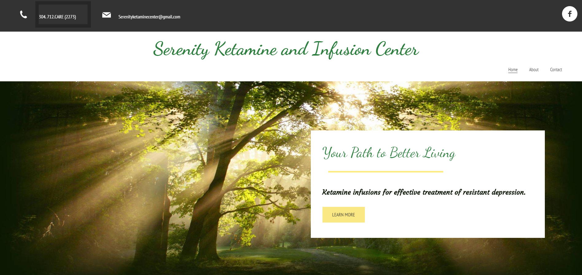 ketamine treatment in Charleston West Virginia