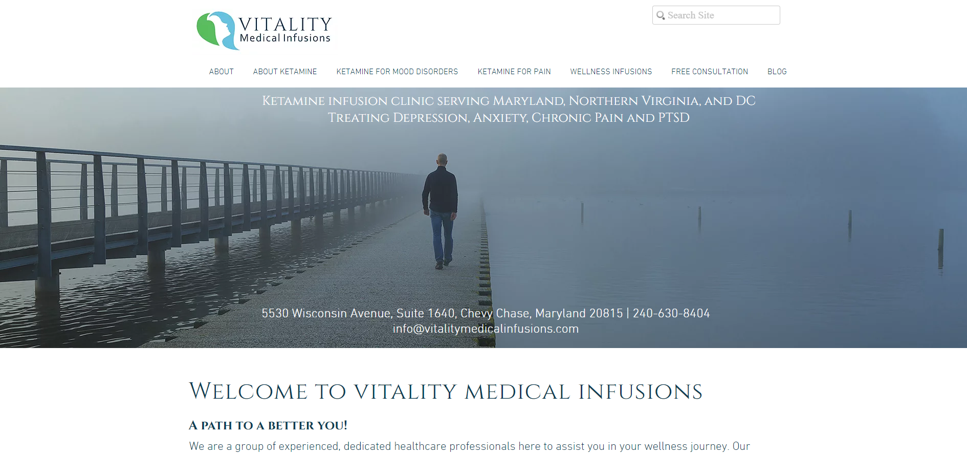 Vitality Medical Infusions